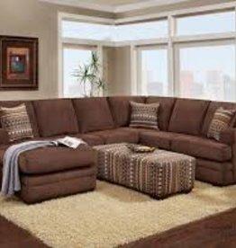 Washington Furniture Florence Gold Sectional