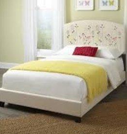 Kith Furniture Twin Kourtney Flower HB