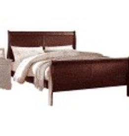 MYCO Louis Cherry DMN Q Bed