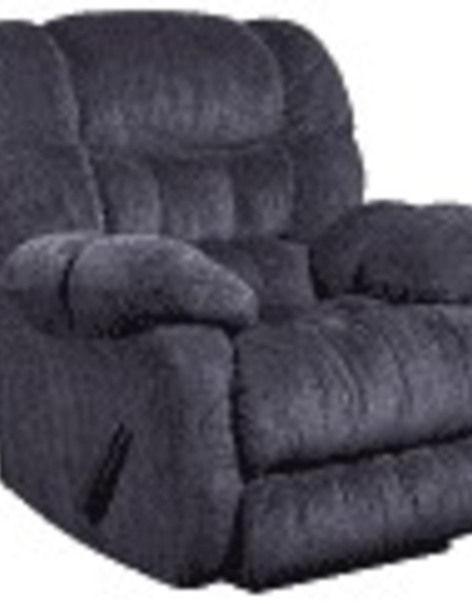 American Furniture Columbia Indigo Recliner