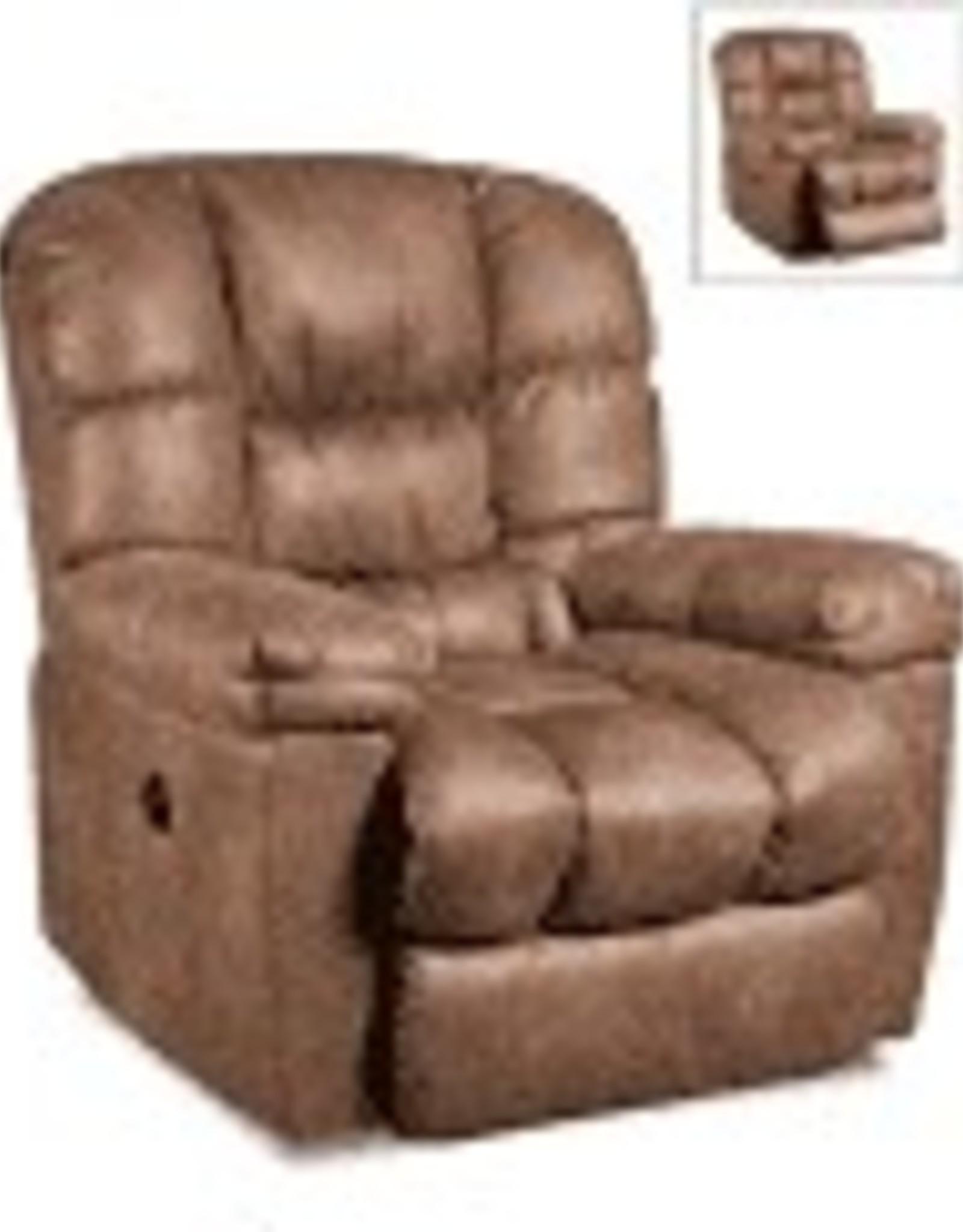 American Furniture Santa Fe Grey Recliner