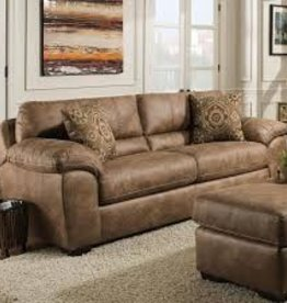American Furniture Santa Fe Silt Sofa W/ DDT