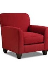 American Furniture Halifax Crimson Chair