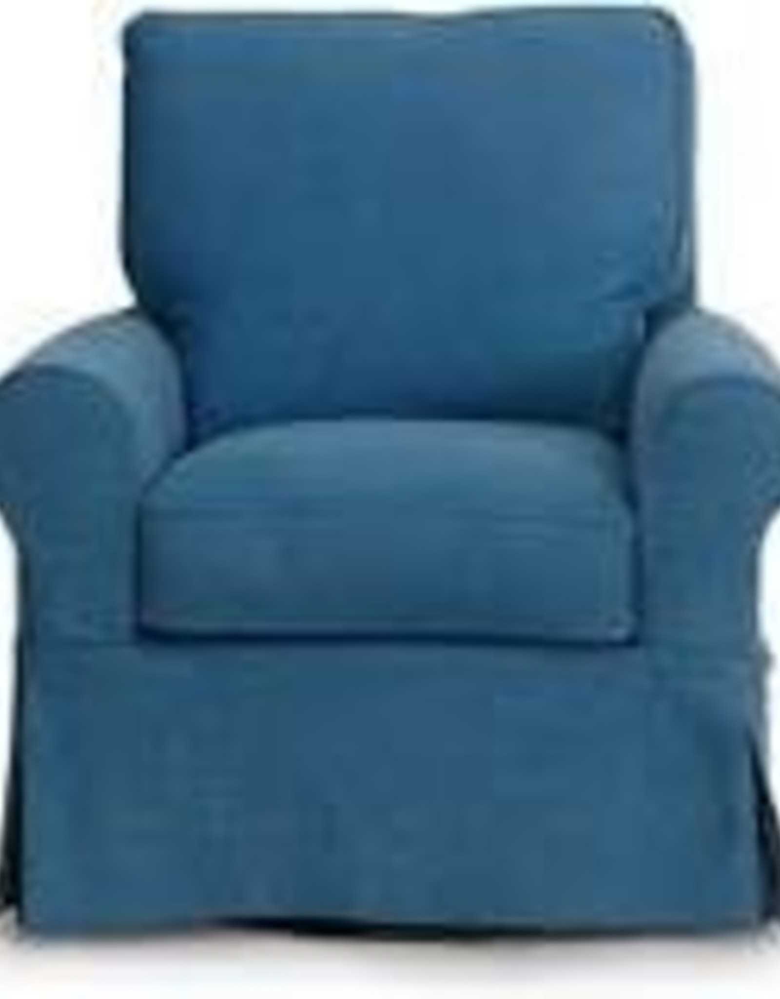 American Furniture Fusion Teal Recliner