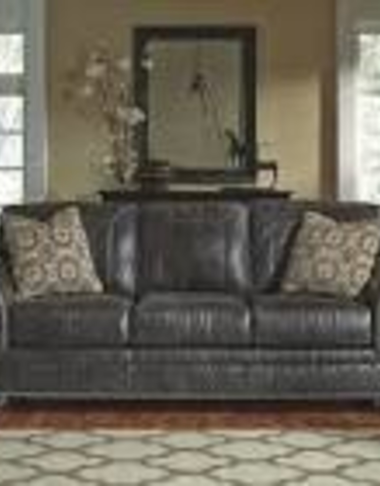 CLS Breville Charcoal Sofa