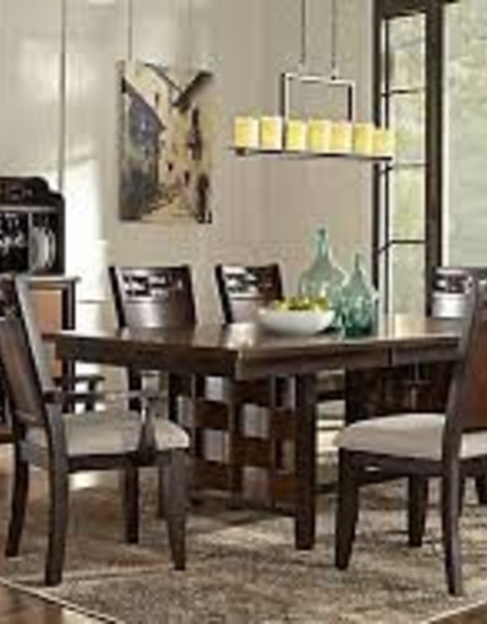 CLS Narbonne Cherry 5pc Dinette