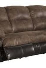 CLS Follett Coffee Reclining Sofa