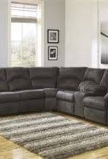 CLS 3pc Rennes Tobacco Sectional