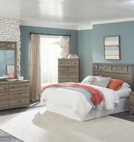 Kith Furniture Mulberry Dresser & MIrror