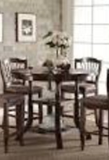 CLS Bixby Counter Table with 4 Stool
