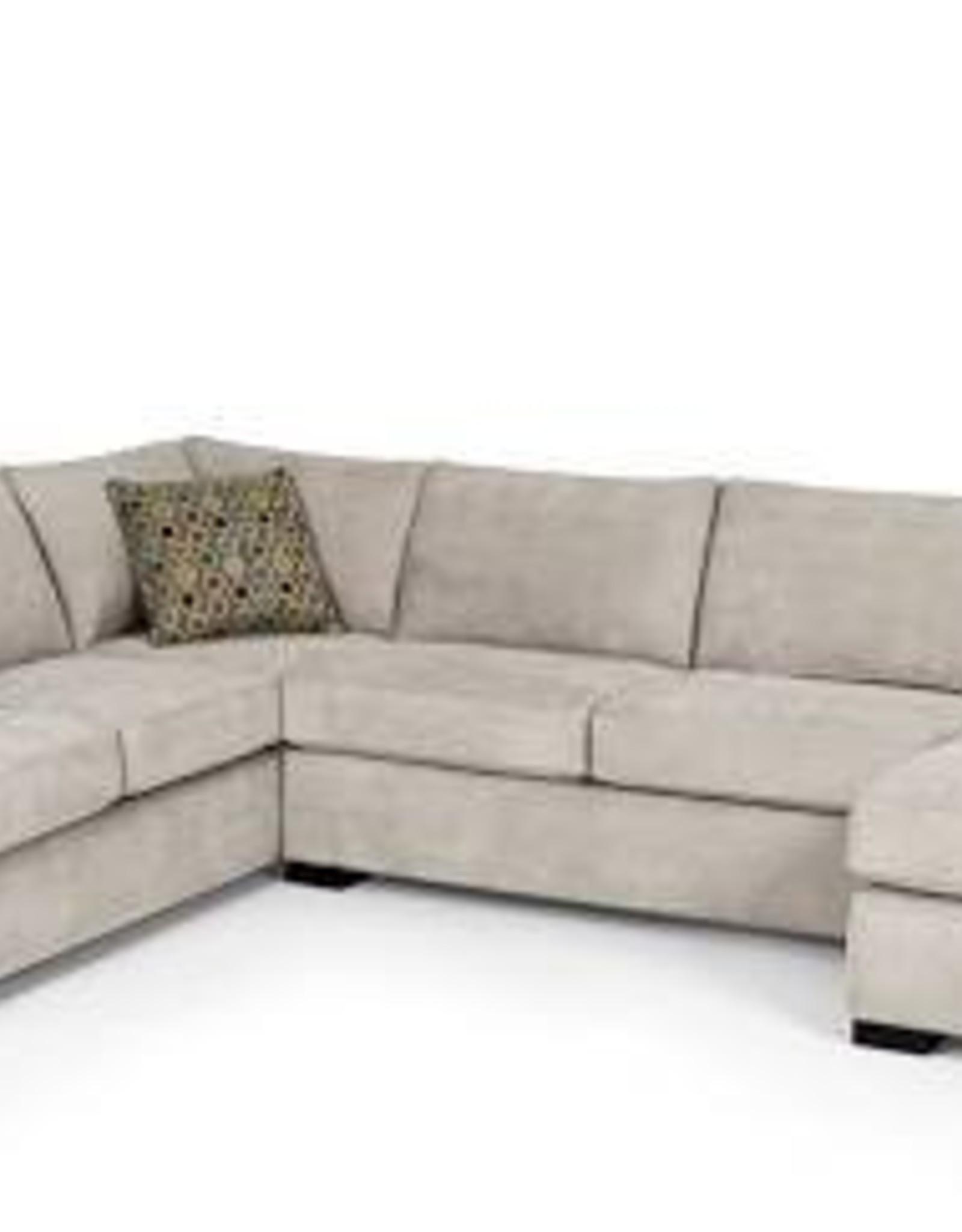 American Furniture Shambala Cream Sectional