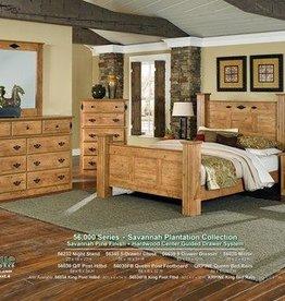 Perdue Savannah Plantation Dresser/Mirror