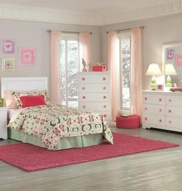 Kith Furniture Savannah White Chest