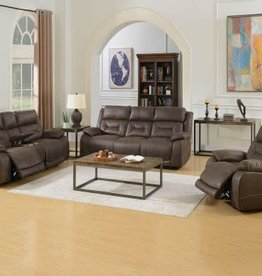 Steve Silver Aria Saddle Power Recliner