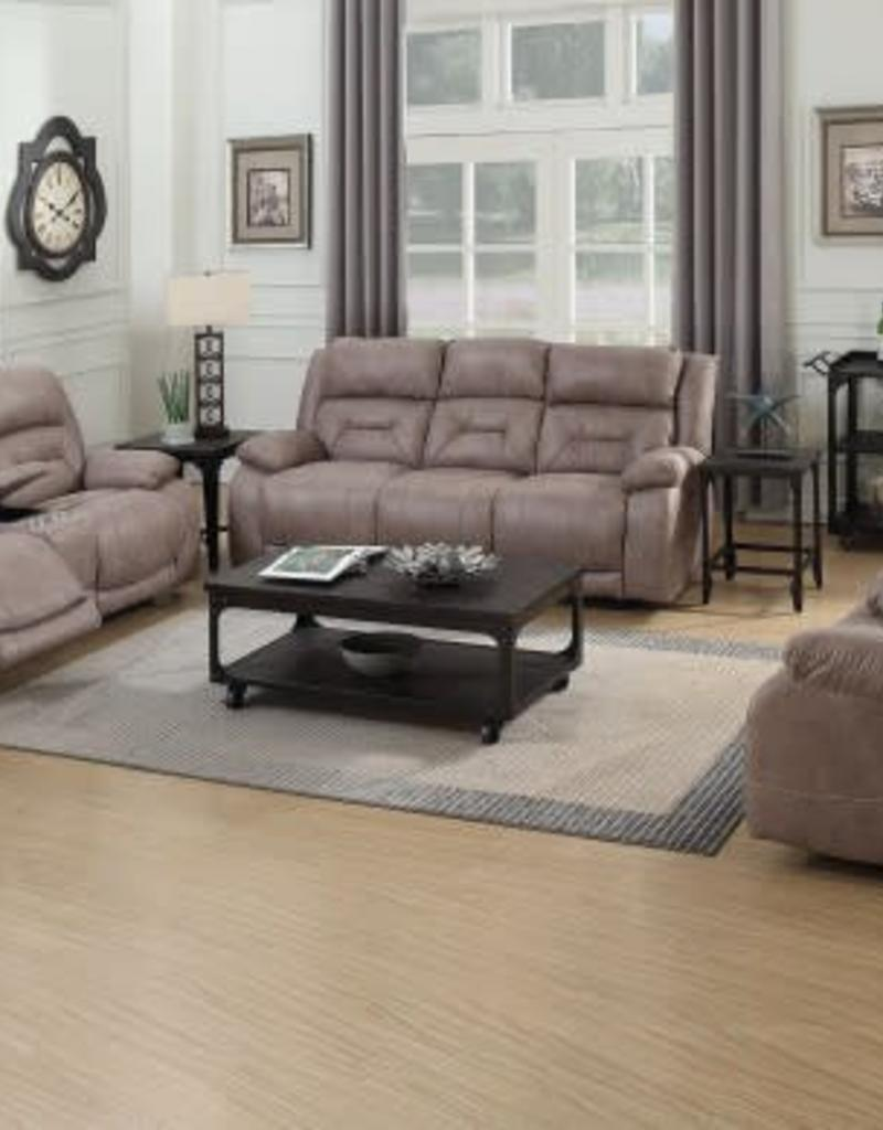 Steve Silver Aria Sand Power Sofa