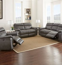 Steve Silver Dakota Grey Sofa