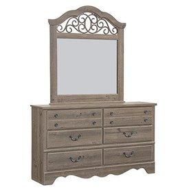 Standard Timber Creek Dresser Mirror