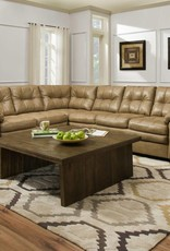 Albany Industry Caprese Beige 2pc Sectional