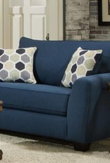 Heritage Blue Indigo Sofa R B Furniture