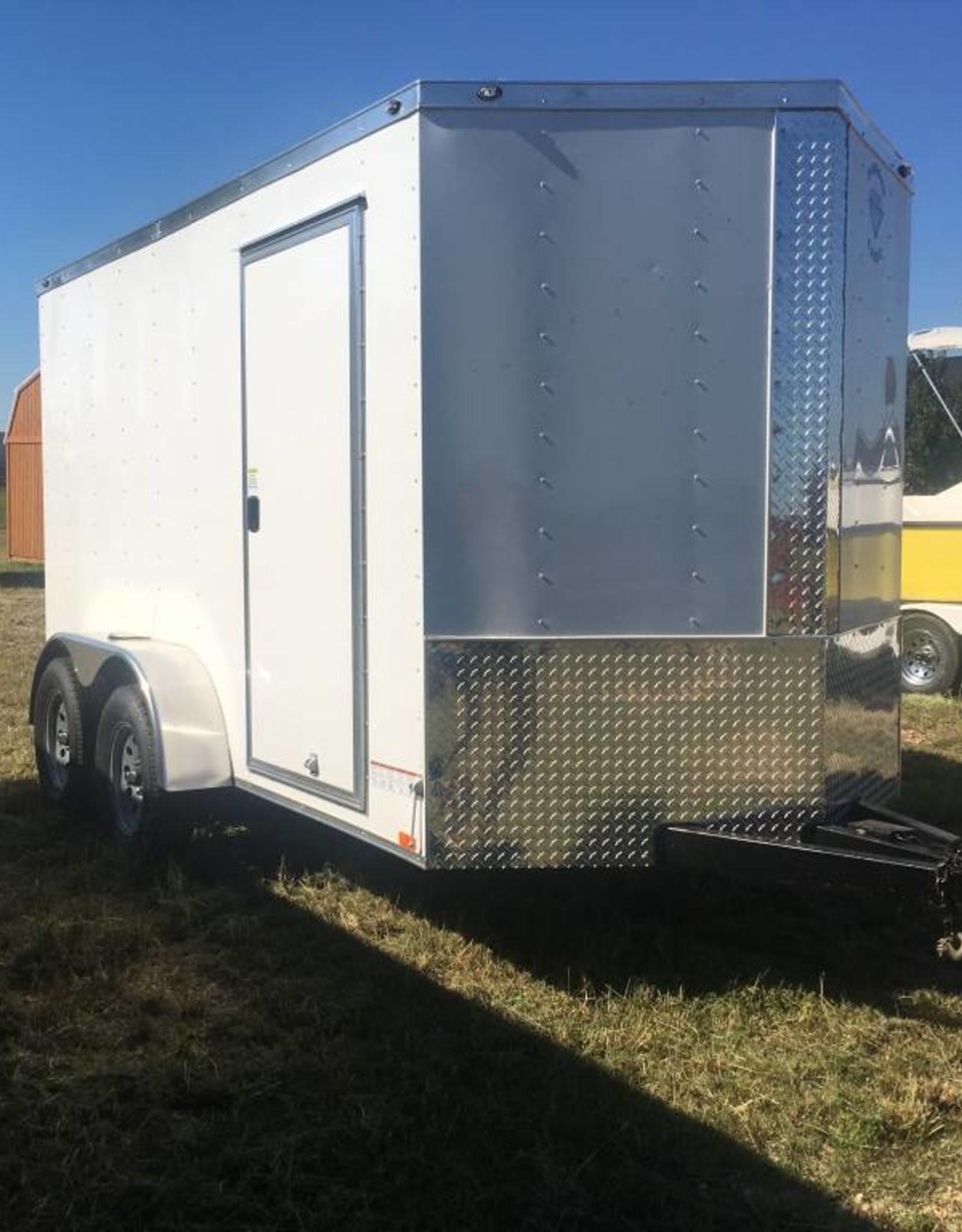 Diamond Cargo 6x12 Diamond Cargo Trailer