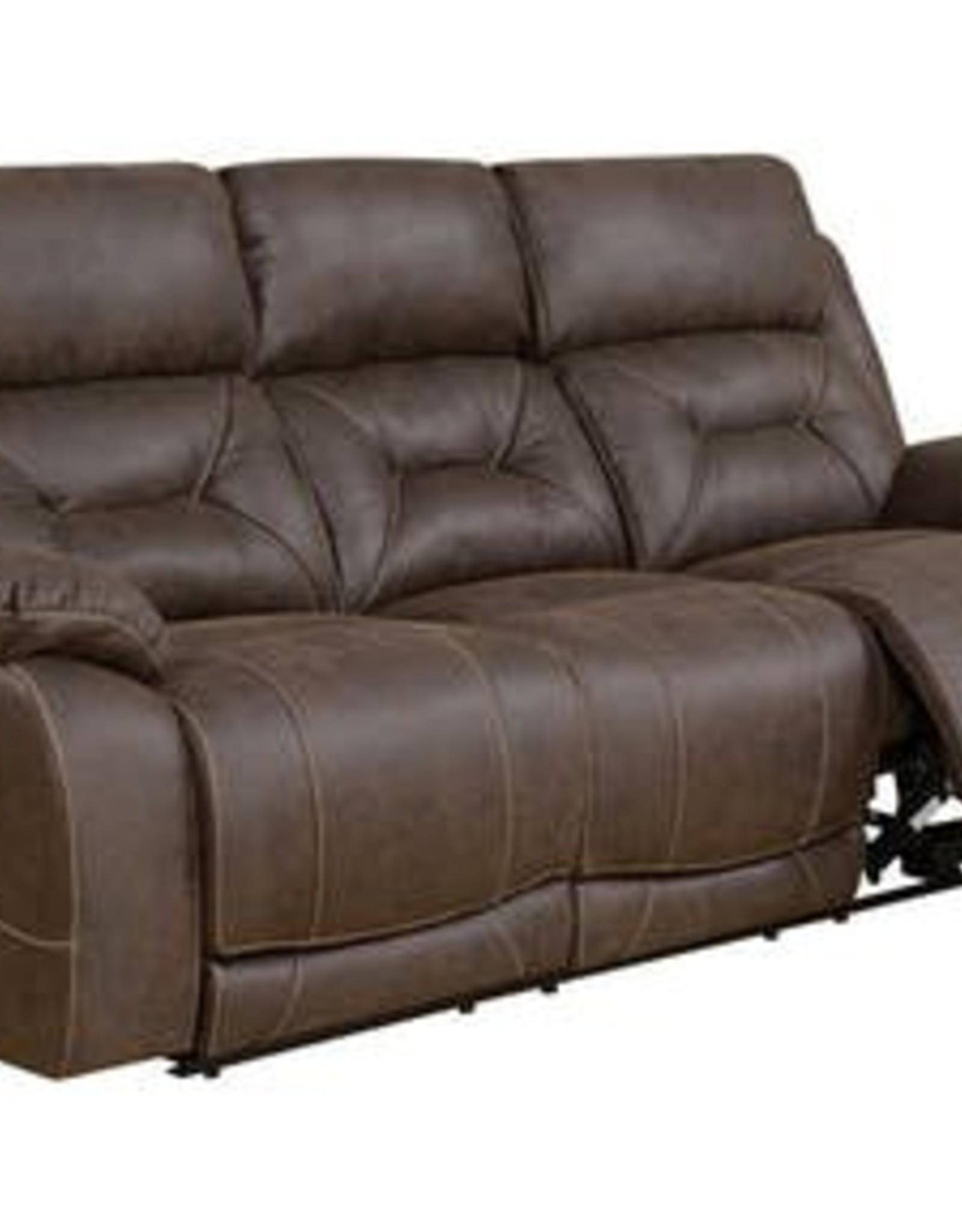 Steve Silver Aria Saddle Power Sofa