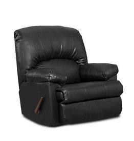 Washington Furniture TY Black Recliner