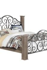 Standard Timber Creek King Bed