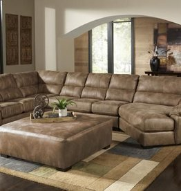 Jackson Catnapper Grant 3pc Sectional: Discontinued