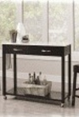 Coaster 3pc Table Stool Set