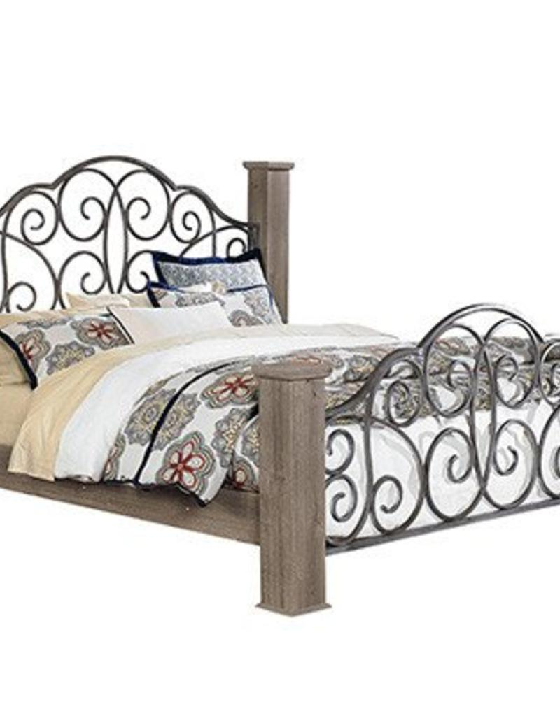 Standard Timber Creek King Bed