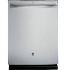GE GE White Dishwasher