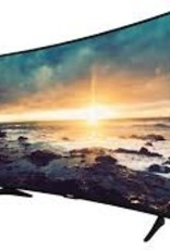 """CLS 65"""" Haier Curved 4k"""