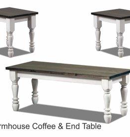 A&H Farmhouse Coffee Table