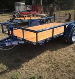 Texas Bragg Texas Bragg 6x10+2 Texas Bragg Trailer