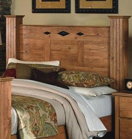 Perdue Savannah Plantation Q/F Bed