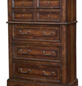 American Woodcrafters Stonebrook Cherry Chest