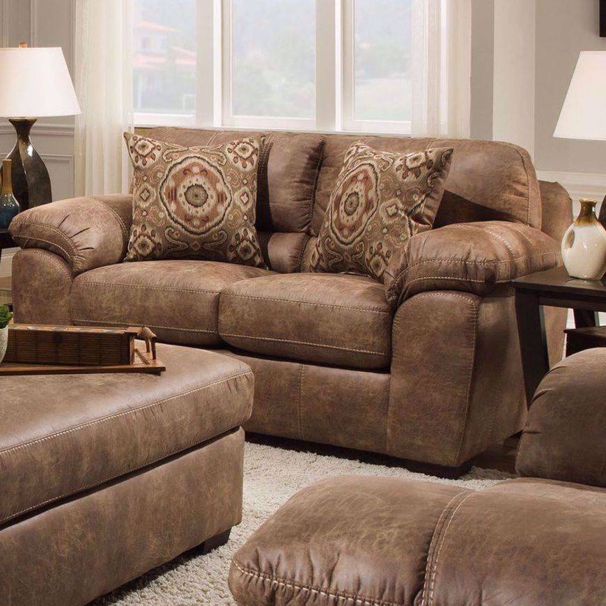 American Furniture Santa Fe Silt Sofa, American Furniture Santa Fe