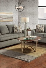 Affordable Furniture Allure Grey Sofa