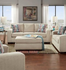 Affordable Furniture Silverton Platinum Love