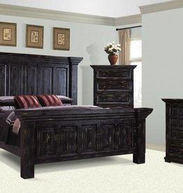 MYCO Santa Fe Black Dresser