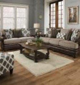 Albany Industry Perkins Sofa