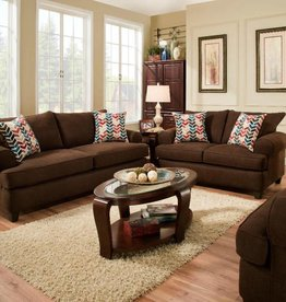 American Furniture Nattee Coffee Sofa Love