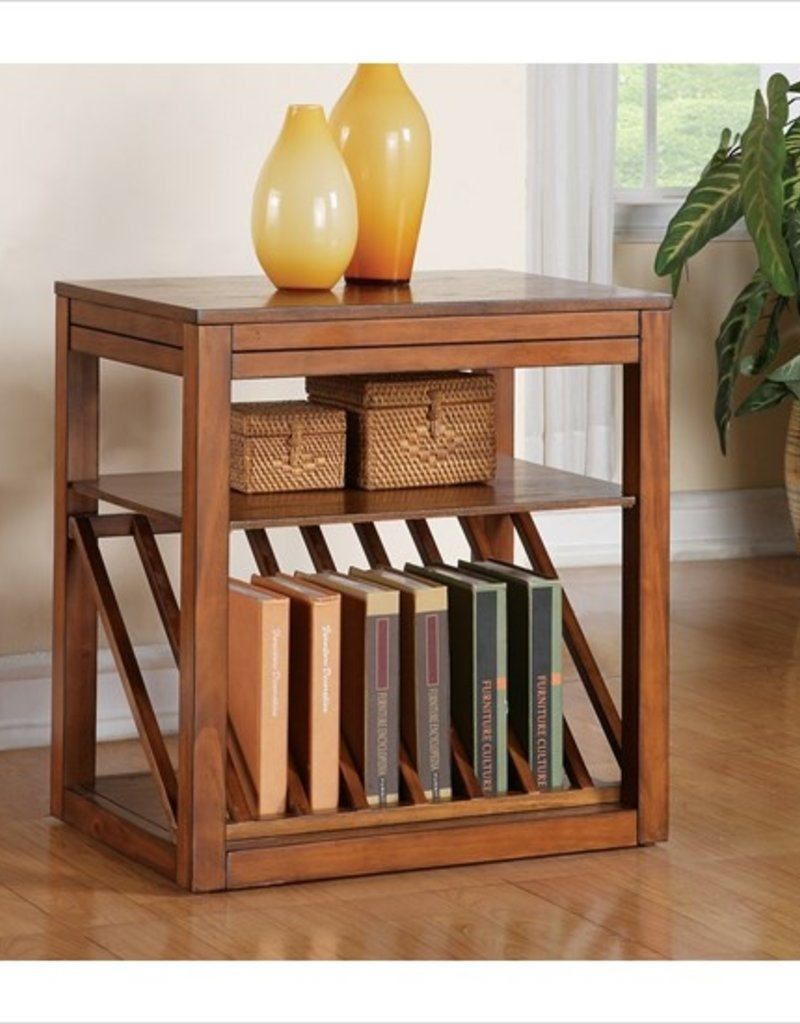 Jameson Chairside End Table R B Furniture