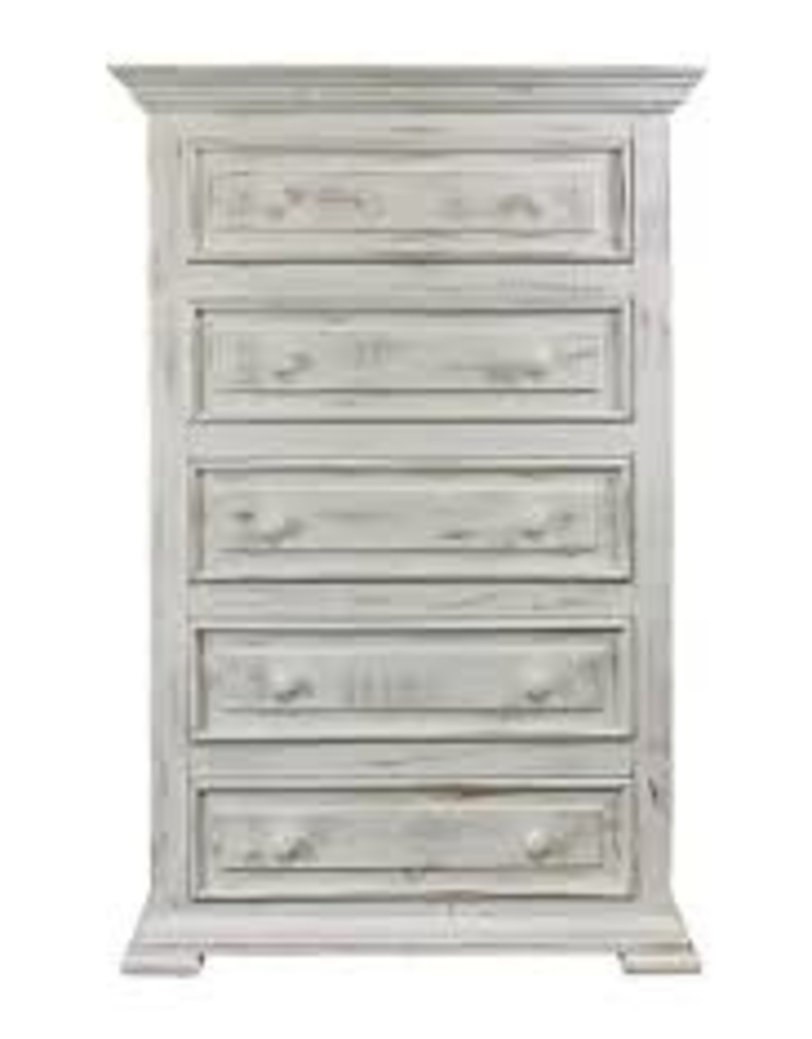 MYCO Charleston White Chest