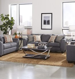 Albany Industry Crypton Graphite Sofa