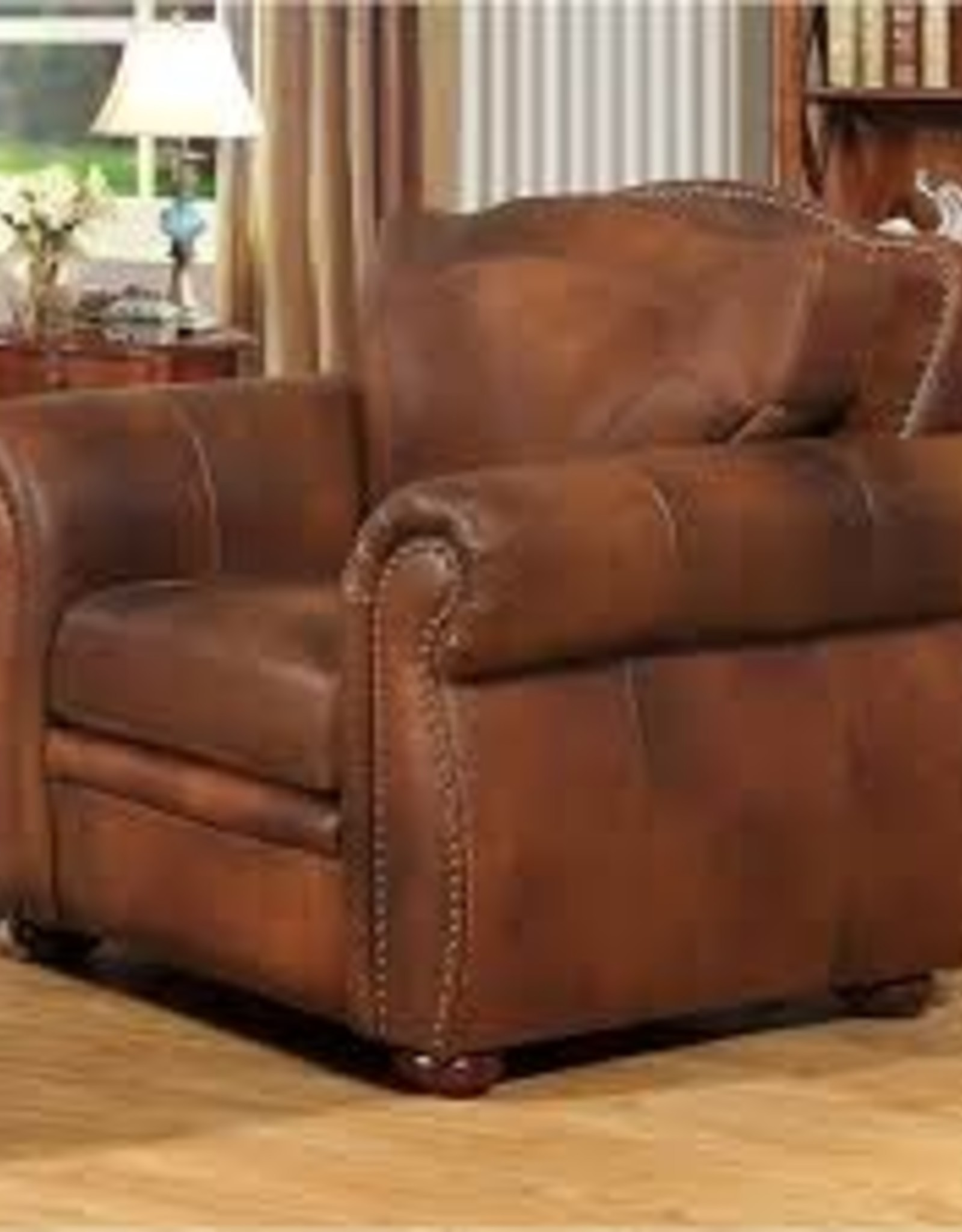 Leather Italian Arizona Chair