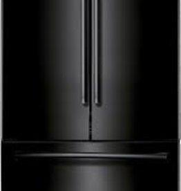 CLS Black French Door Refrigerator