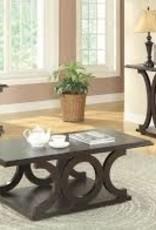 Coaster Cappuccino Coffee Table