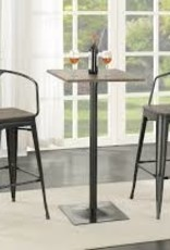 Coaster Black Bar Table