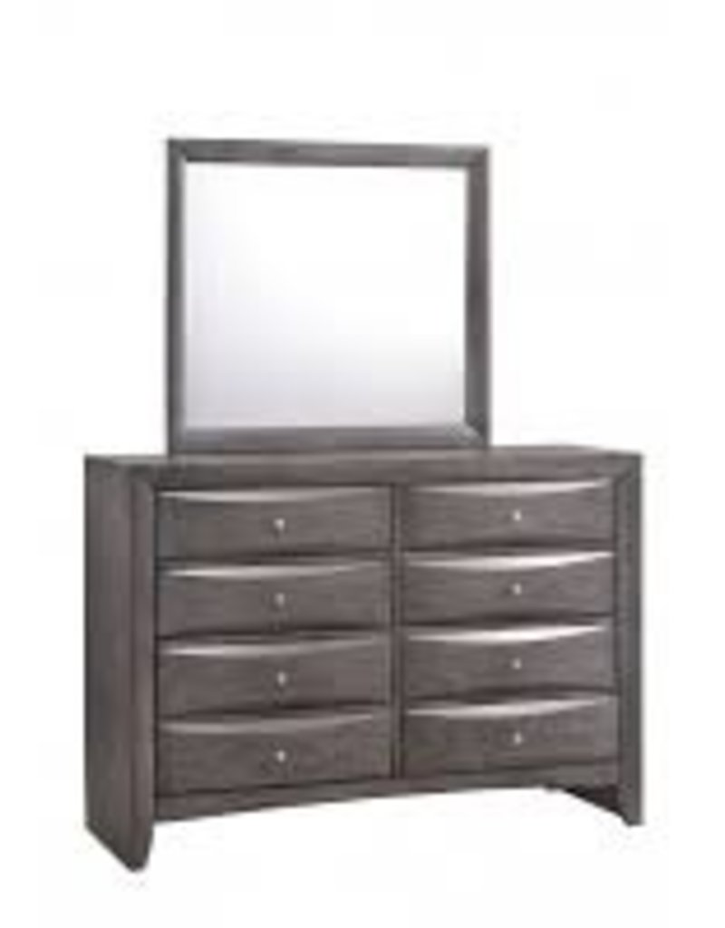Elements Emily Dresser with Mirror